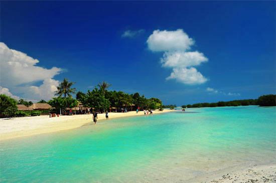 08 pulau pari - Wisata Pulau Pari, Liburan dengan Keindahan yang Memesona